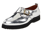 McQ - Creeper (Silver) - Footwear