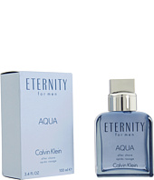 Calvin Klein - Eternity Aqua For Men 3.4 oz Aftershave