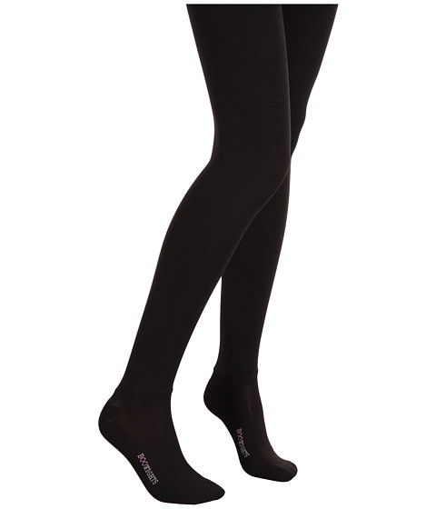 BOOTIGHTS Opaque Full-Body Shaper Tight/Ankle Sock