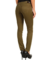 AG Adriano Goldschmied - Stilt Cigarette Leg Stretch Sateen in Autumn Olive