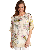 Johnny Was - Neck Tie Tunic Top