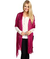 Cheap Echo Design Sequin Basketweave Wrap Boysenberry
