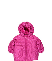 London Fog Kids - L212561 Girls Foil Puffer Jacket (Infant)