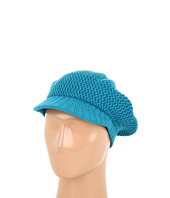 Echo Design - Racking Stitch Newsboy Hat