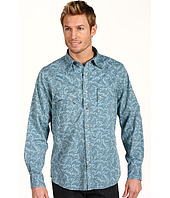 Ryan Michael - Santa Cruz Western Print Shirt