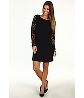 BCBGeneration - Contrast Sleeve Shift Dress