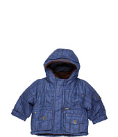 London Fog Kids - L212670 Boys Plaid Jacket (Infant)