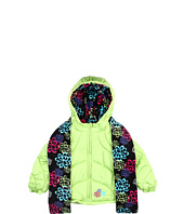 London Fog Kids - L212709 Girls Bubble Jacket (Toddler)