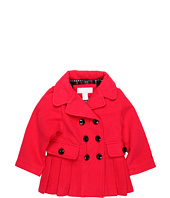 London Fog Kids - L212713 Girls Faux Wool Jacket (Toddler)