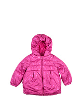 London Fog Kids - L212761 Girls Foil Puffer Jacket (Toddler)