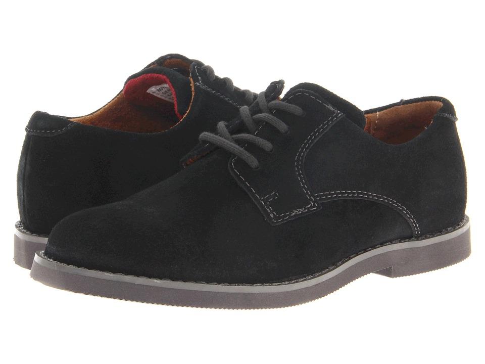 Florsheim Kids - Kearny Jr. (Toddler/Little Kid/Big Kid) (Black) Boys Shoes