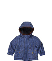 London Fog Kids - L212870 Boys Plaid Jacket (Toddler)