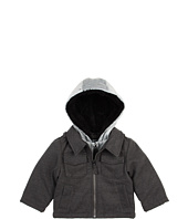 London Fog Kids - L212856 Boys Faux Wool Jacket (Toddler)
