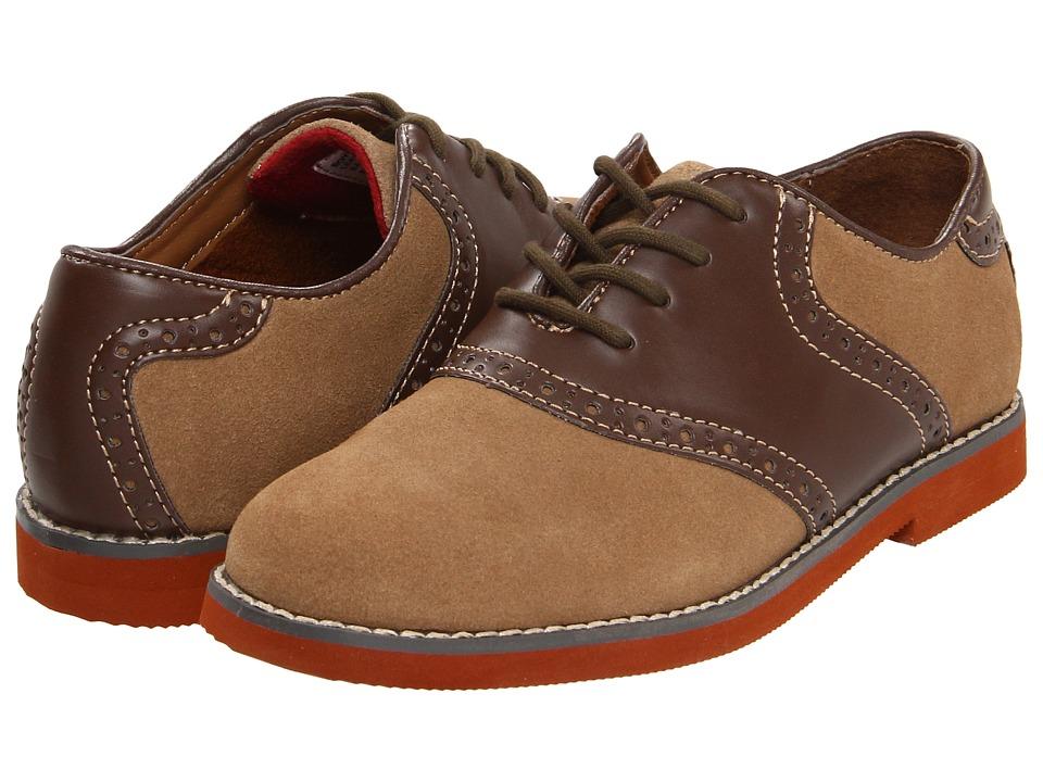 Florsheim Kids - Kennett Jr. (Toddler/Little Kid/Big Kid) (Dirty Sand Multi) Boys Shoes
