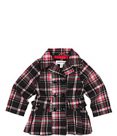 London Fog Kids - L212983 Girls Faux Wool Jacket (Little Kids)