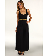 Calvin Klein - Petite Pleated Maxi Dress