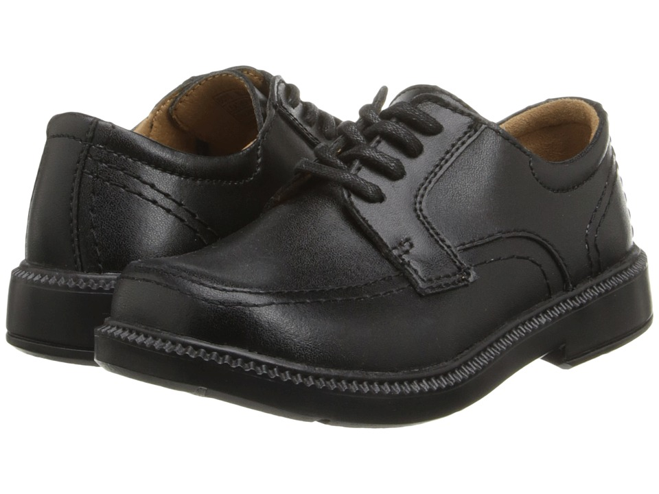 Florsheim Kids - Billings Jr. (Toddler/Little Kid/Big Kid) (Black) Boys Shoes