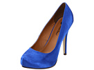 Michael Antonio - Love Me Satin (Blue) - Footwear