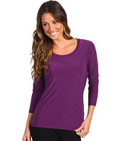 Vince Camuto - Ladylike Allover Embellished Dolman Top