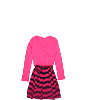 Splendid Littles - L/S Striped Shirting Dress (Big Kids)