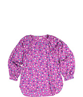 Splendid Littles - Mod Dot Peasant Sleeve Top (Big Kids)