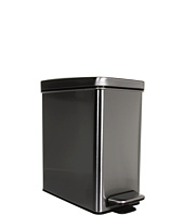 simplehuman - simplehuman Profile Step Trash Can, 10 Liters/2.6 Gallons