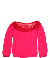 Ella Moss Girl - Ivy L/S Top (Big Kids)