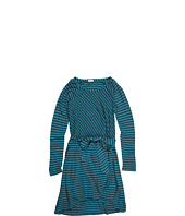 Splendid Littles - Vienna Stripe L/S Dress (Big Kids)