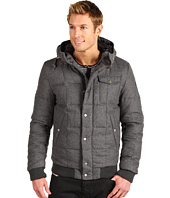 J.C. Rags - Brushed Wool Quilted Jacket