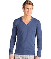 J.C. Rags - Essential Cotton V-Neck Pullover