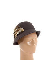 Jessica Simpson - Feathered Cloche 12