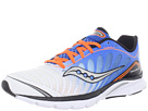 Saucony - ProGrid Kinvara 3 (Blue/White/Orange) - Footwear