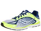 Saucony - Grid Type A5 (Citron/Blue/White) - Footwear
