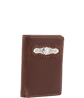 Nocona - Top Hand Bar Concho Tri-Fold Wallet