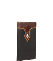 Nocona - Top Hand Diamond Concho Rodeo Wallet