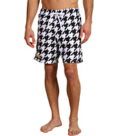 Loudmouth Golf - Oakmont Houndstooth Swim Trunk