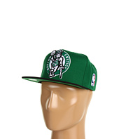 Mitchell & Ness - NBA® Hardwood Classics™ XL Logo 2-Tone Snapback - Boston Celtics