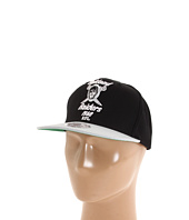 Mitchell & Ness - NFL® Throwbacks XL Logo 2-Tone Snapback - Oakland Raiders