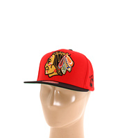 Mitchell & Ness - NHL™ Vintage XL Logo 2-Tone Snapback - Chicago Blackhawks