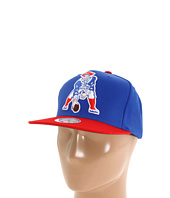 Mitchell & Ness - NFL® Throwbacks XL Logo 2-Tone Snapback - New England Patriots
