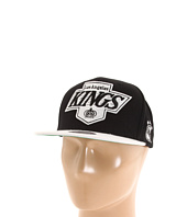 Mitchell & Ness - NHL™ Vintage XL Logo 2-Tone Snapback - Los Angeles Kings