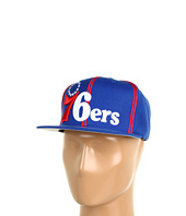 Mitchell & Ness - Philadelphia 76ers XL Logo Double Soutache Snapback