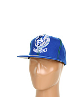 Mitchell & Ness - Minnesota Timberwolves XL Logo Double Soutache Snapback