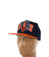 Mitchell & Ness - NFL® Throwbacks Arch w/Logo Tri-Pop Snapback - Chicago Bears