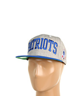 Cheap Mitchell Ness New England Patriots Basic Arch Road Grey 2 Tone Snapback New England Patriots
