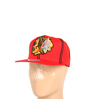 Mitchell & Ness - NHL™ Vintage XL Logo w/ Double Soutache Snapback - Chicago Blackhawks