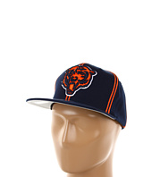 Mitchell & Ness - NFL® Throwbacks XL Logo w/Double Soutache Snapback - Chicago Bears