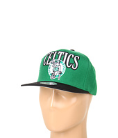 Mitchell & Ness - Boston Celtics Laser Stitch Snapback