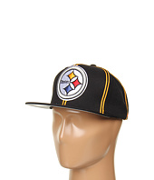 Mitchell & Ness - NFL® Throwbacks XL Logo w/Double Soutache Snapback - Pittsburgh Steelers