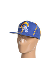Mitchell & Ness - Los Angeles Rams XL Logo Double Soutache Snapback